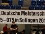 Deutsche Meisterschaften O35 - 2017